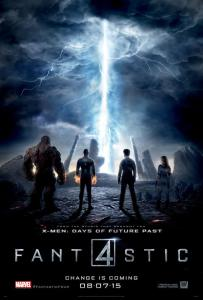 'Fantastic Four' Poster
