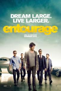 'Entourage' Teaser Poster