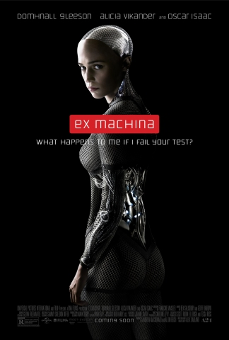'Ex Machina' Poster
