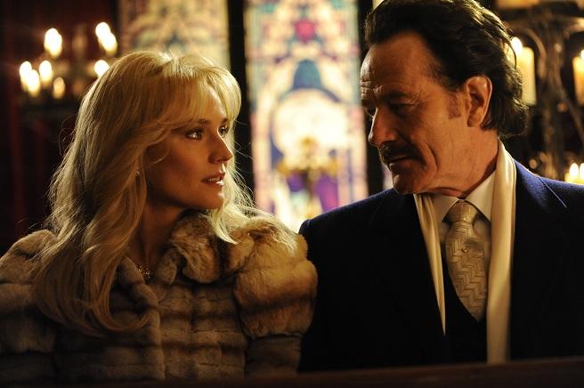 Diane Kruger & Bryan Cranston in 'The Infiltrator'