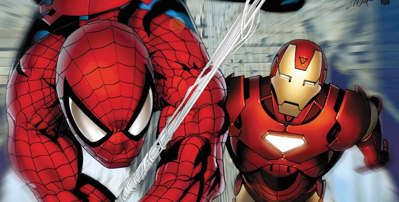 Spider-Man & Iron Man