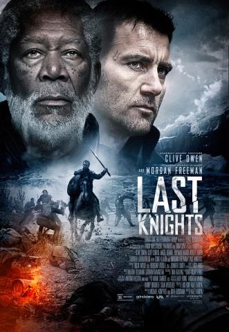 'Last Knights' Poster