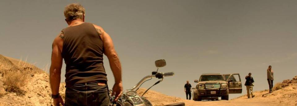 First Look: Mel Gibson Is Ripped for 'Blood Father'