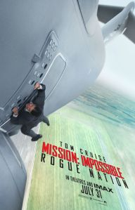 'Mission: Impossible - Rogue Nation' Teaser Poster