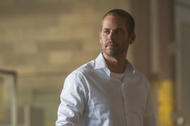 Paul Walker in 'Furious 7'