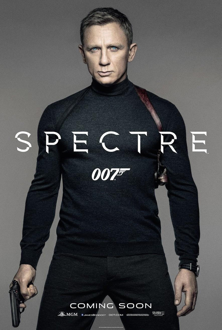 'Spectre' Teaser Poster