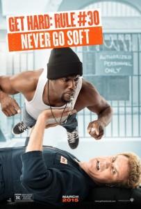 'Get Hard' Poster