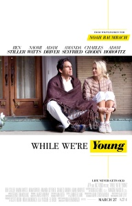'While We're Young' Poster