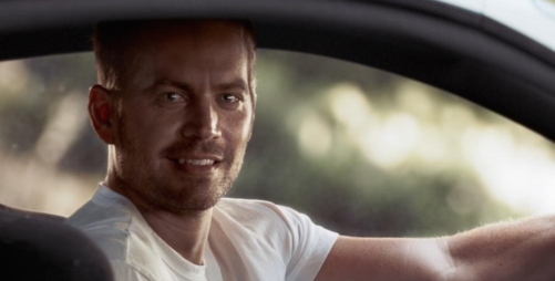 Paul Walker in 'Furious 7'