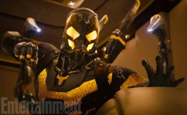 Yellowjacket & Ant-Man in 'Ant-Man'
