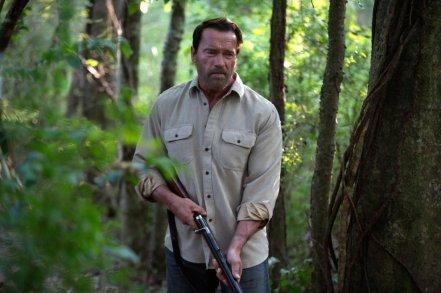 Arnold Schwarzenegger in 'Maggie'