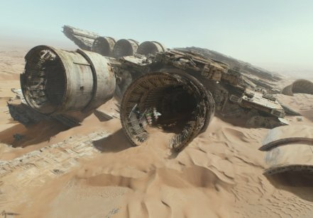 Image of 'Star Wars: The Force Awakens'