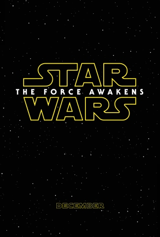 'Star Wars: The Force Awakens' Teaser Poster