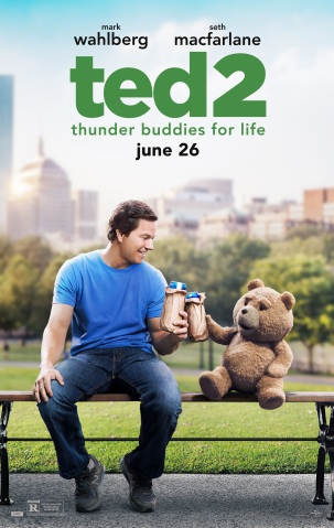 'Ted 2' Poster