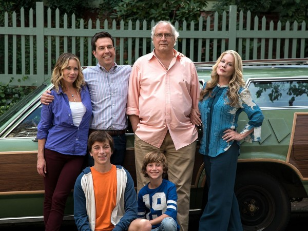 The cast of 'Vacation'