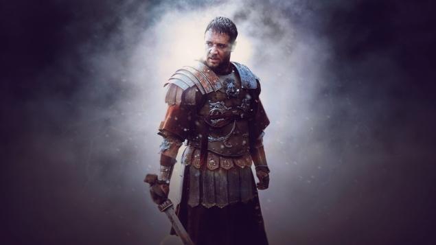 'Gladiator' Wallpaper