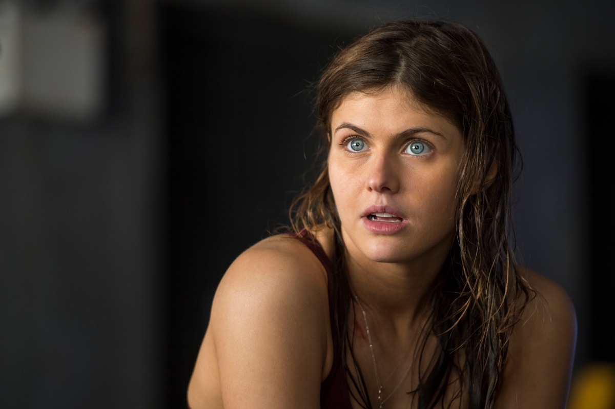 Alexandra Daddario Joins the 'Baywatch' Movie