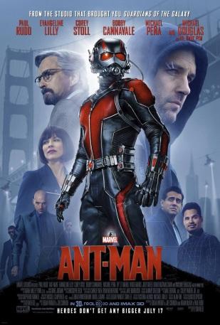 'Ant-Man' Poster