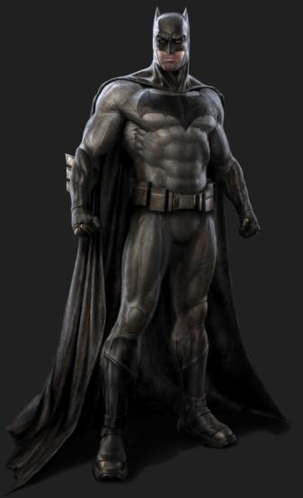 Batman Promo Art