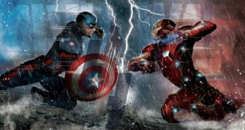 'Captain America: Civil War' Concept Art
