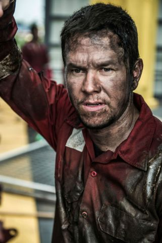 Mark Wahlberg in 'Deepwater Horizon'