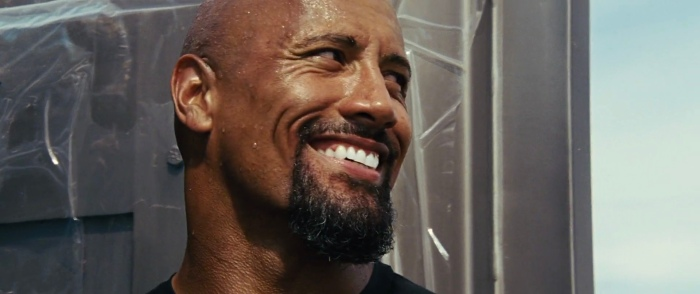 Dwayne Johnson in 'Fast Five'