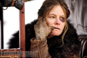 Jennifer Jason Leigh in 'The Hateful Eight'