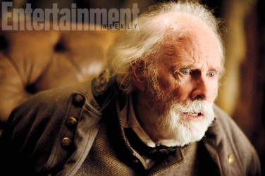 """Sanford Smithers aka """"The Confederate"""" (Bruce Dern), an ex-Confederate general who's """"the most laconic of the bunch"""" staying at Minnie's."""