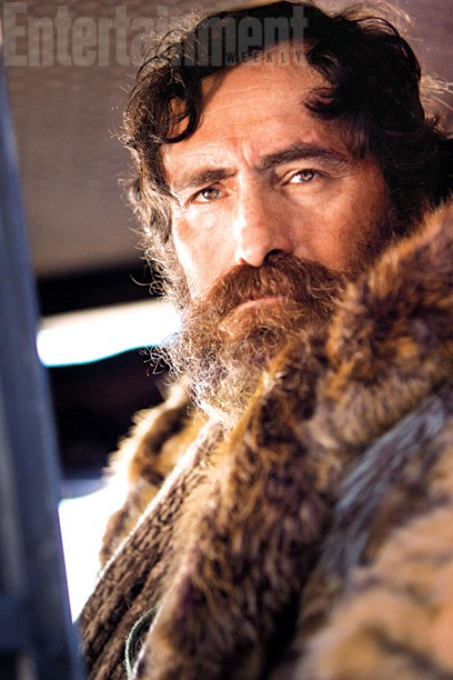 "Bob aka ""The Mexican"" (Demian Bichir), who's currently serving as Minnie's innkeeper while the inn's namesake is away."