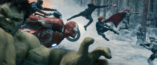 Image of 'Avengers: Age of Ultron'
