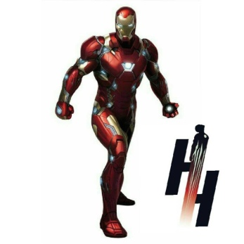 Iron Man 'Civil War' Concept Art