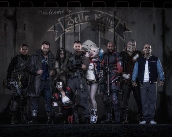 'Suicide Squad' Cast Image