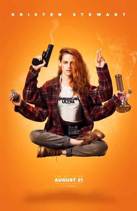 'American Ultra' Teaser Poster