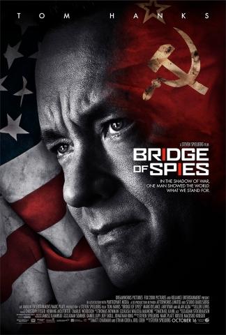 'Bridge of Spies' Poster