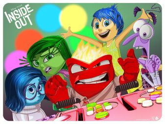 Poster Posse 'Inside Out' Poster
