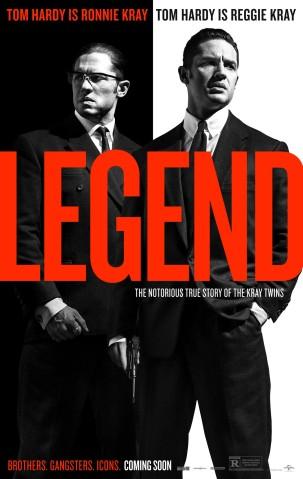 'Legend' Teaser Poster