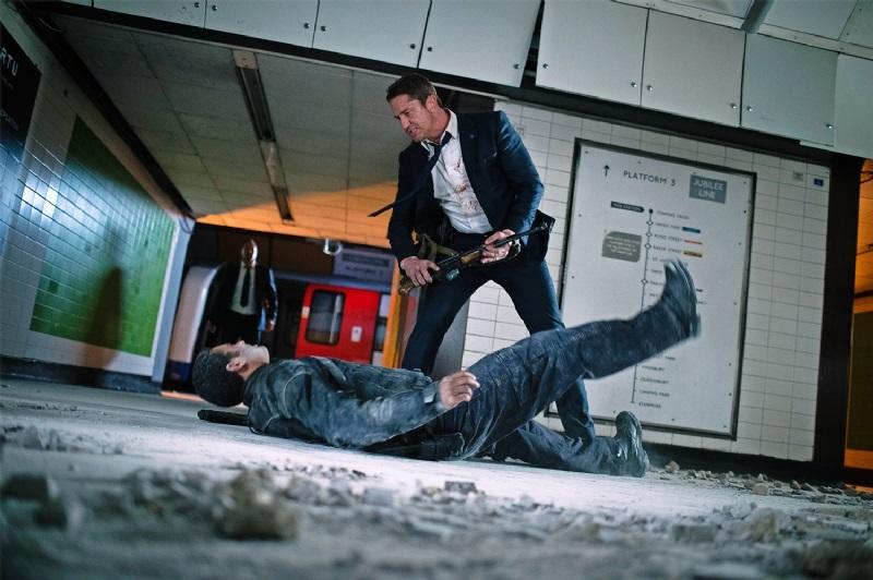 Gerard Butler in 'London Has Fallen'