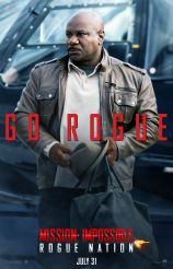 'Mission: Impossible - Rogue Nation' Luther Stickell Character Poster