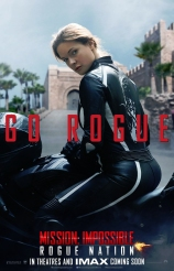 'Mission: Impossible - Rogue Nation' Ilsa Character Poster