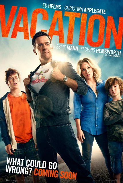 'Vacation' Teaser Poster