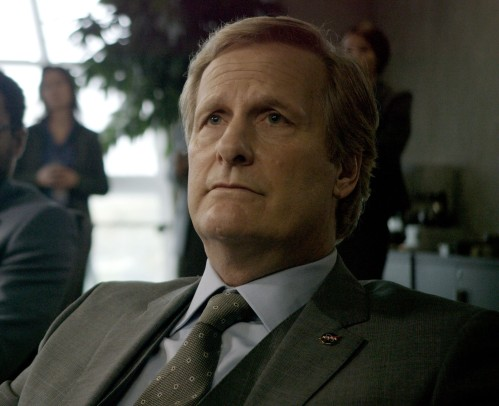 Jeff Daniels as NASA Administrator Teddy Sanders in 'The Martian'