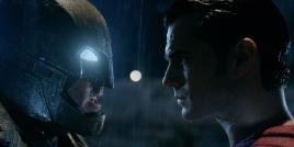 Ben Affleck & Henry Cavill in 'Batman V Superman'
