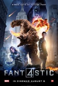 'Fantastic Four' Poster