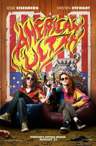 'American Ultra' Poster