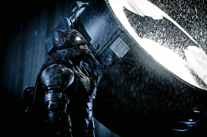 Ben Affleck as Batman in 'Batman V Superman: Dawn of Justice'