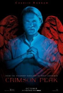 'Crimson Peak' Character Poster