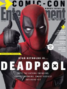 'Deadpool' EW SDCC Bonus Issue