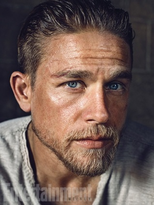 Charlie Hunnam as King Arthur for 'Knights of the Roundtable: King Arthur'