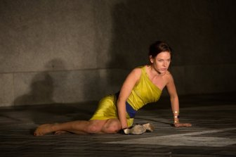Rebecca Ferguson in 'Mission: Impossible - Rogue Nation'