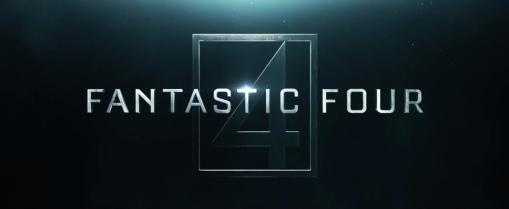 'Fantastic Four' Logo
